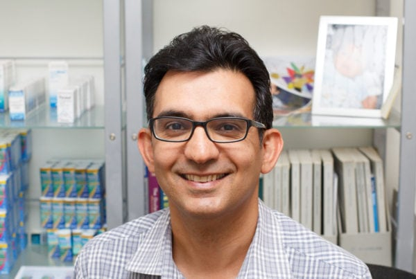 Dr Ramin Zadeh - North Queensland Eye Clinic