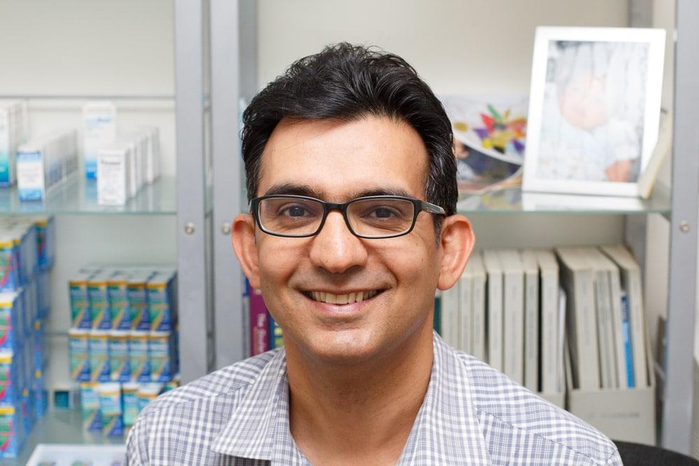 Dr Ramin Zadeh