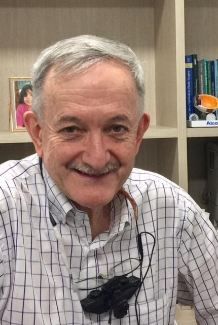 Dr Glen Gole - North Queensland Eye Clinic
