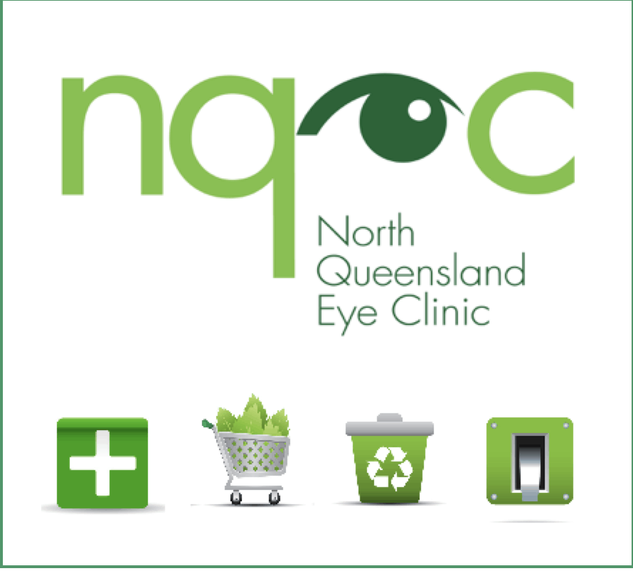Sustainability Pledge - North Queensland Eye Clinic